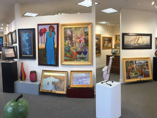 Beacon Fine Arts Gallery - Red Bank, New Jersey - Monmouth County's
